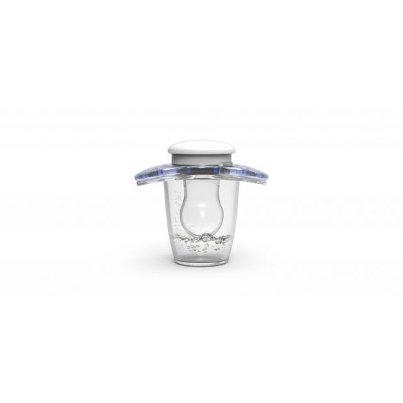 Nuvita AIR.55cumlík 6m+ (2ks) - Blue - 7081 !! Výpredaj !!