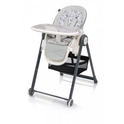 Baby Design Penne multifunkčná jedálenská stolička - 07 Gray 2018