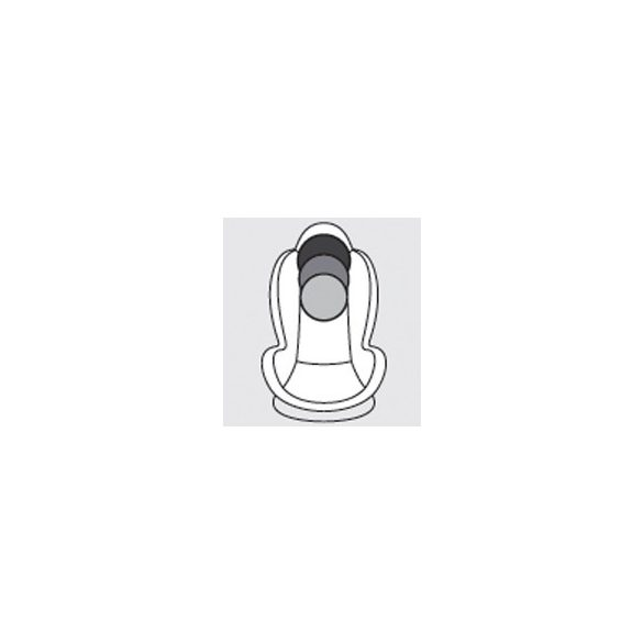 Lorelli Arthur SPS isofix autosedačka 0-25kg - Black Leather 2017