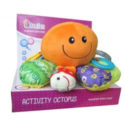 BamBam Plyšová hra - Chobotnica