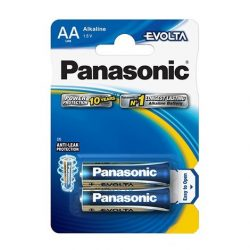 Panasonic Evolta AA 1,5V tužková batéria 2ks