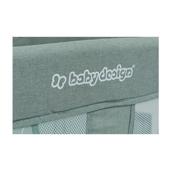 Baby Design Simple cestovná postieľka - 03 Blue 2019