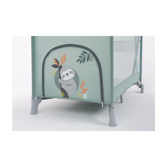 Baby Design Simple cestovná postieľka - 04 Green 2019
