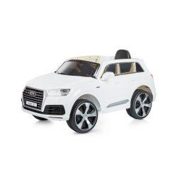 Chipolino Audi Q7 elektrické autíčko - biela