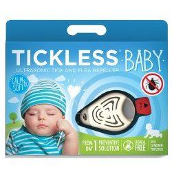 Tickless Baby ultrazvukový repelent proti kliešťom - beige