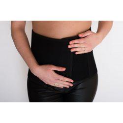 Beauty Mommy Bamboo sťahovací pás po pôrode XL - čierna