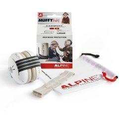 Alpine Muffy Baby - Ochranné slúchadlá  - čierna