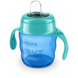 Avent SCF551/05 Kojenecká fľaša Classic 200 ml (Modrý, chlapčenský)
