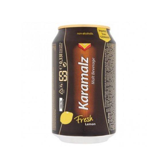 Karamalz Lemon nápoj na podporu tvorbu mlieka  0,33 l