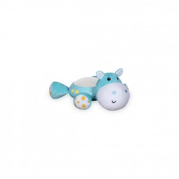Lorelli Night Light nočný svetelný a hudobný detský projektor - Hippo
