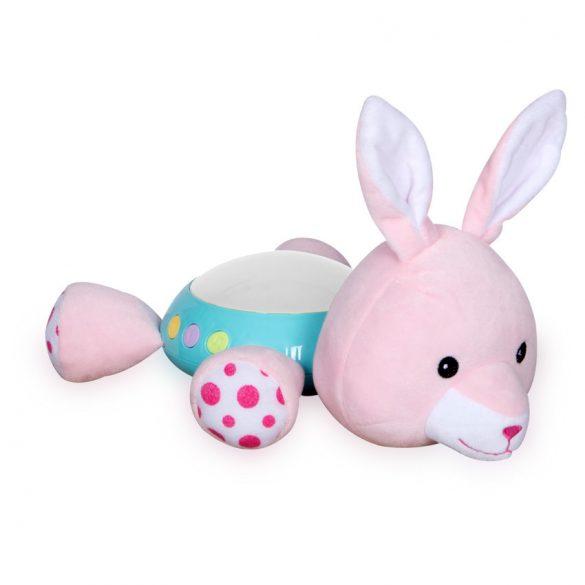 Lorelli Night Light nočný svetelný a hudobný detský projektor - Rabbit