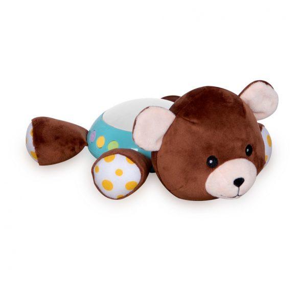 Lorelli Night Light nočný svetelný a hudobný detský projektor - Bear