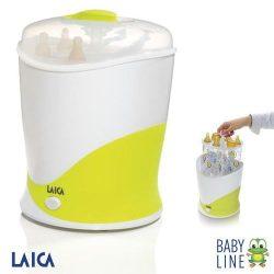 Laica Baby Line elektrický parný sterilizátor na fľašky
