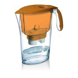Laica Clear Line oranžová filtračná kanvica (1 Bi-Flux s univerzálnou vložkou filtra)