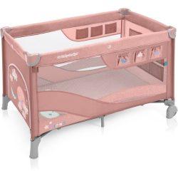 Baby Design Dream Regular multifunkčná cestovná postieľka - 08 Pink 2019