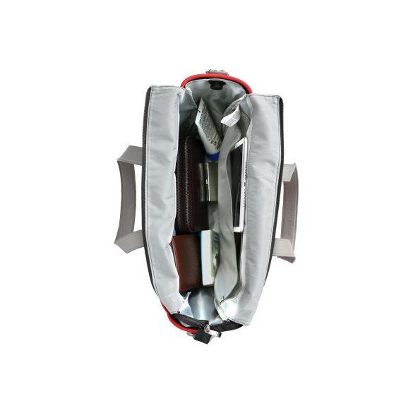 Nuvita myMIA prebaľovacia taška - Petrol Grey Black   !! VÝPREDAJ !!