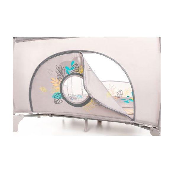Baby Design Play UP cestovná ohrádka - 07 Light Gray 2020