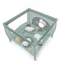 Baby Design Play cesovná ohrádka - 04 Green 2020