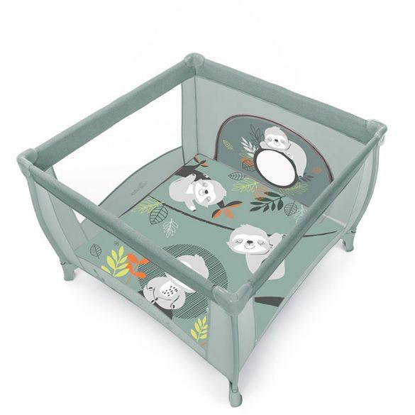 Baby Design Play cestovná ohrádka - 04 Green 2020