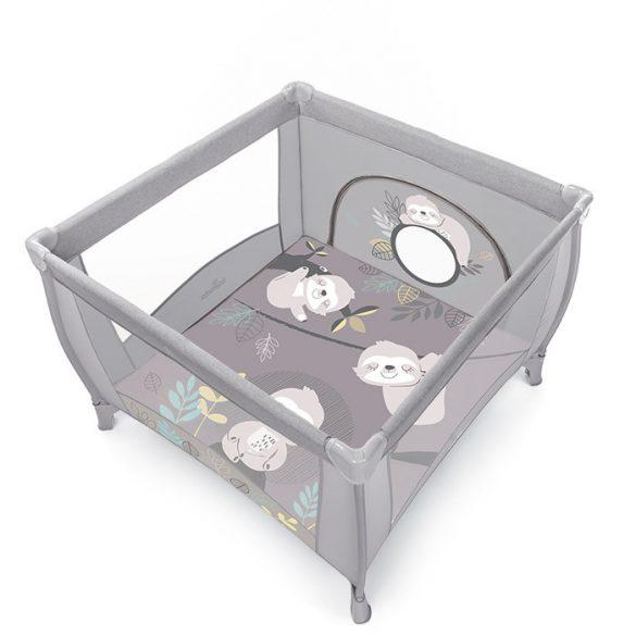 Baby Design Play cesovná ohrádka - 07 Light Gray 2020