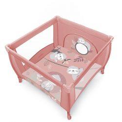 Baby Design Play cesovná ohrádka - 08 Pink 2020