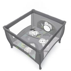 Baby Design Play cesovná ohrádka - 17 Graphite 2020
