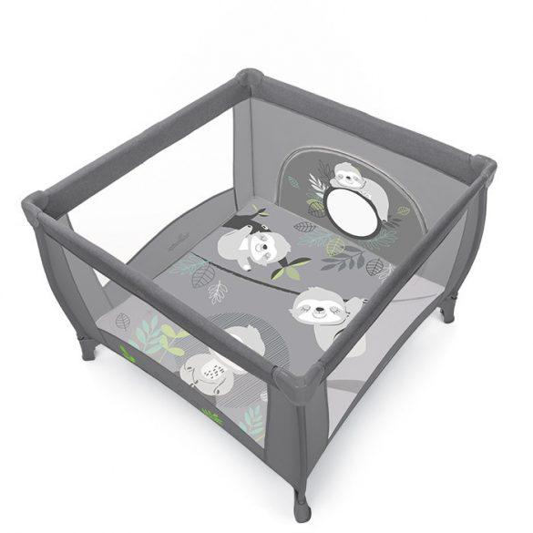 Baby Design Play cestovná ohrádka - 17 Graphite 2020