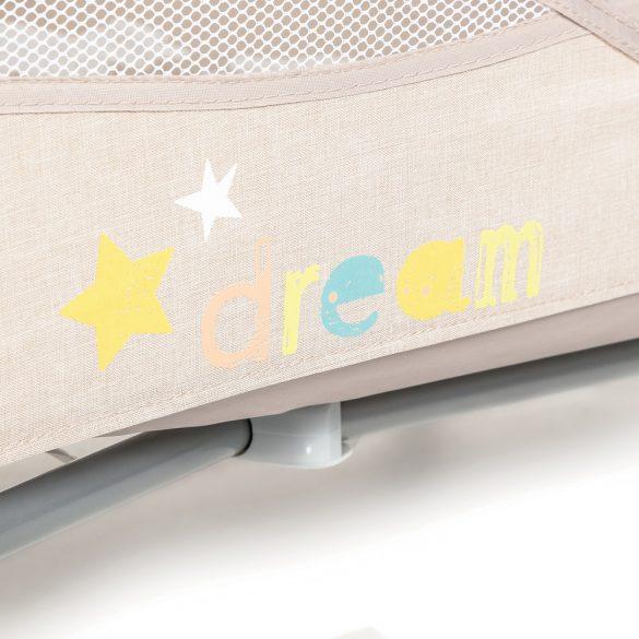 Baby Design Dream 2:1 multifunkčná nastavitelná cestovná postieľka - 09 Beige 2020