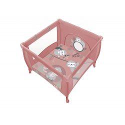 Baby Design Play UP cestovná ohrádka - 08 Pink 2020