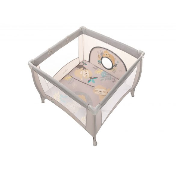 Baby Design Play UP cestovná ohrádka - 09 Beige 2020