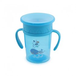 Baby Care All Around pohár s úchytkami 270ml