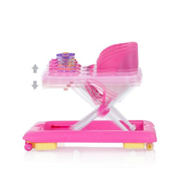 Chipolino Carrera chodítko - Pink 2020