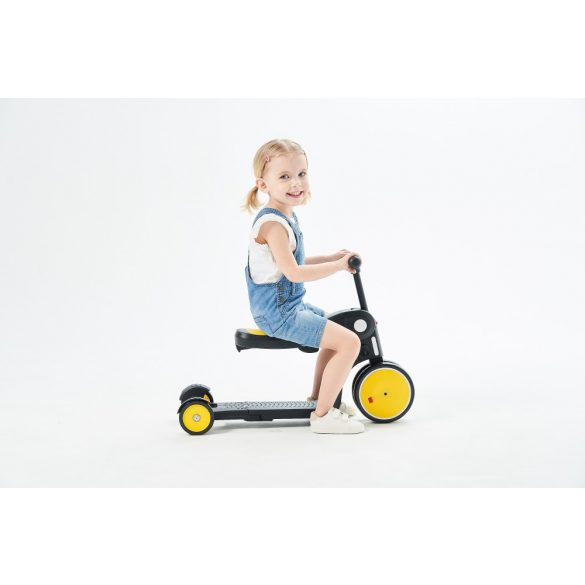 Chipolino All Ride 4 v 1 kolobežka - Yellow 2020