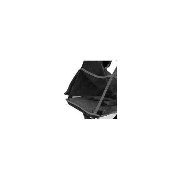Lorelli Ines športový kočík  + nánožník - Dark Gray Lighthouse 2020