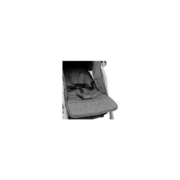 Lorelli Ines športový kočík  + nánožník - Grey&Black Cross 2020