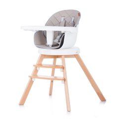 Chipolino Rotto jedálenská stolička - Mocca 2020