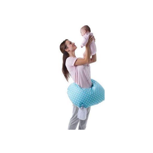 Nuvita FeedFriend kojenecký vankúš - Grigio Bianco - 5300