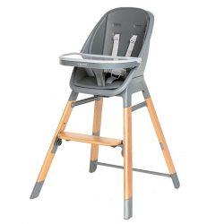 Espiro Sense 4v1 jedálenská stolička - 07 Gray 2020