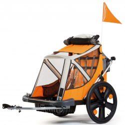 Bellelli B-Travel vozík na bicykel do 32kg - Orange