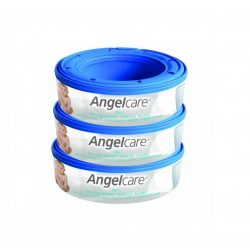 Angelcare náhradná náplň do koša - 3ks