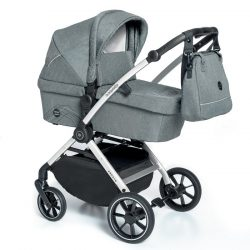 Baby Design Smooth multifunkčný kočík - 07 Gray 2020