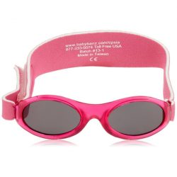 BabyBanz slnečné okuliare Petal Pink 2-5 rokov