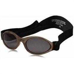 BabyBanz slnečné okuliare Onyx/Black 2-5 rokov