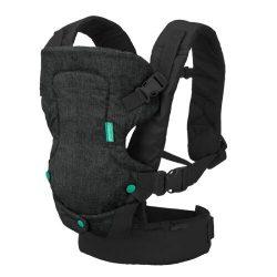 Infantino Flip Advanced 4in1 Convertibile nosič - čierny
