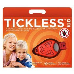 Tickless Kid ultrazvukový repelent proti kliešťom - orange