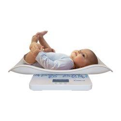Momert 6426 digitálna kojenecká váha