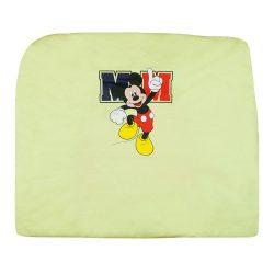 Asti Disney Mickey poťah na matrac s gumičkou 60x120 - 70x140