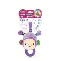 BamBam plyšová hračka s klipom - Opička