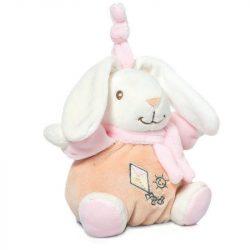 Artesavi Plyšový zajačik hrací 15 cm