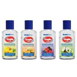 Bradolife antibakteriálny gél 50ml s vôňou ovocia